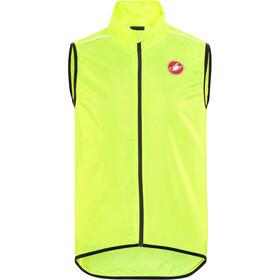 Castelli Squadra Long - Chaleco ciclismo Hombre - amarillo
